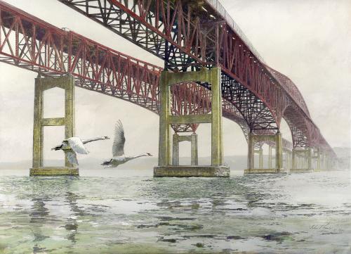 Twin Spans - Newburgh Beacon Bridge