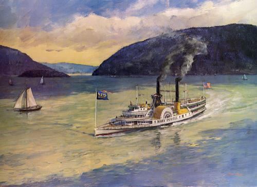 The Mary Powell - 1861-1920