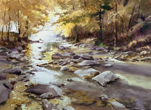 Woodbury Creek